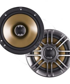"Polk 6.5"" Slim Mount Coaxial Speaker 180W max"