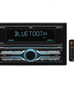 Soundstorm Double Din Digital Media Receiver AM/FM USB/SD Remote