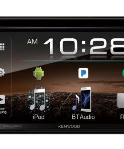 """Kenwood D.Din 6.2"""" Touchscreen Am/FM/CD/DVD/BT/USB 4x50 Watts"""