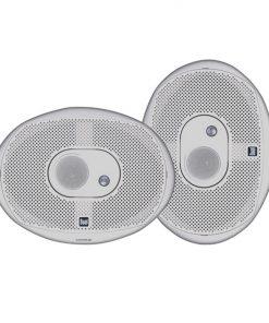 """Dual Marine 6X9"""" 3-Way Speaker 200W Max"""