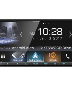 "Kenwood 6.95"" Digital Media Mechless Receiver Car Play & Android Auto Compatible"