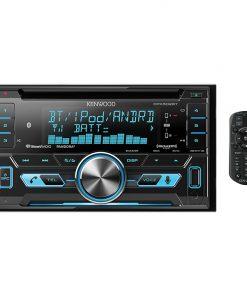 Kenwood D.din AM/FM/CD/BT/USB Sat Ready