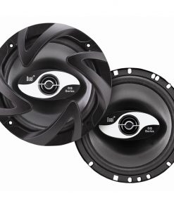 "SPEAKERS 6.5"" 2-WAY DUAL PAPER CONE; 100 WATTS MAX"