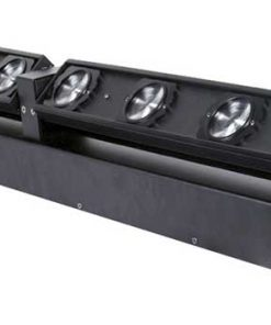 Epsilon 8-10 Watt Cree LED Bar 4in1 RGBW Dual Head Moving Beam