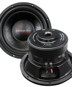 "American Bass Elite Series 15"" Woofer 1200 RMS 2400 Peak 3"" VC"