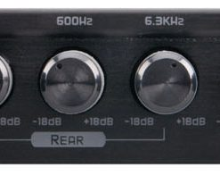 Precision Power Dual Zone Equalizer