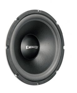 "Eminence 12"" Woofer Single 4ohm  800W Max"