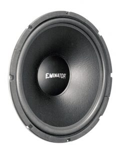 "Eminence 15"" Woofer Single 4ohm 1200W Max"