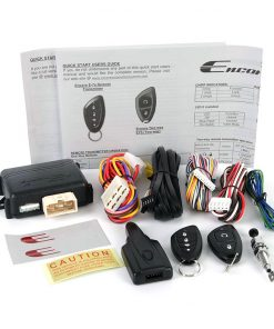 Encore Remote Start/Keyless Entry with 2-way Confirmation