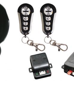 Omega Car Alarm Immobilizer Mode Programable