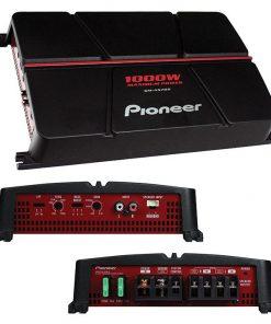 Pioneer 1000 Watt 2 Channel Amplifier