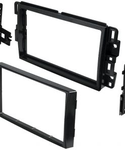American International 2006-2014 General Motors and Select Imports Double Din Dash Kit