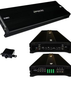 American Bass 2 Channel 3000W Max Amplifier