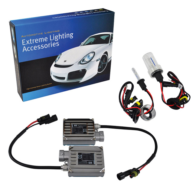 HID full conversion kit w/ water proof ballast relay cable included