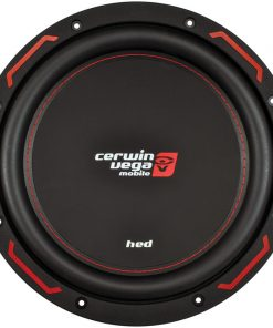 """Cerwin Vega HED Mobile 1200W MAX 10"""" DVC 4ohm  / 250W  RMS"""