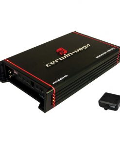 Cerwin Vega HED Mobile 1-Ch 900WX1 at 1ohm RMS Class D/ 1800W MAX