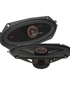 "Cerwin Vega HED 4"" X 10"" 2-way coaxial speaker set - 320W MAX / 50W RMS"