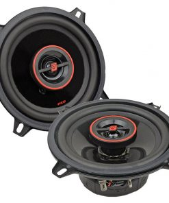 "Cerwin Vega HED 5.25"" 2-way coaxial speaker set - 300W MAX / 35W RMS"