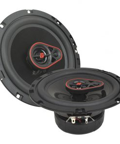"Cerwin Vega HED 6.5"" 3-way coaxial speaker set - 340W MAX / 55W RMS"