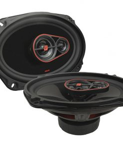"""Cerwin Vega HED 6""""X9"""" 3-way coaxial speaker set - 420W MAX / 60W RMS"""