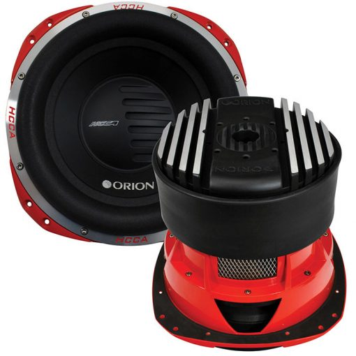 "Orion HCCA 15"" Woofer Dual Voice Coil 5000W RMS"
