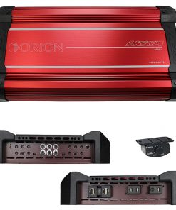 Orion HCCA 4 Channel Amplifier 4000W Max