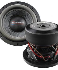 "American Bass 10"" Woofer 3000W Max 320oz Magnet"