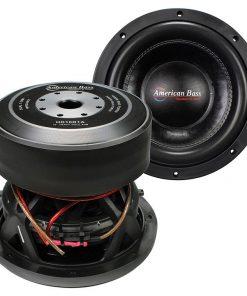 "American Bass 10"" Woofer 4000W Max 320oz Magnet"
