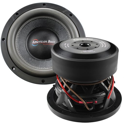 "American Bass 10"" Woofer 320oz Magnet"