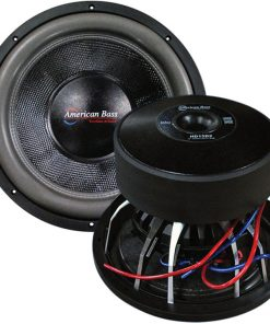 "American Bass 15"" Woofer 3000 watts max 2 Ohm DVC"