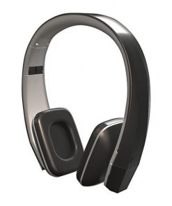 Power Acoustik 2 Ch. IR Headphone Black