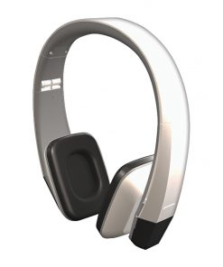 Power Acoustik 2 Ch. IR Headphone White