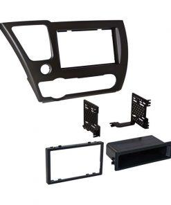 American International Install Kit for 2013 Honda Civic Black