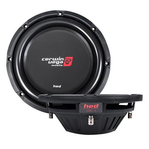 """Cerwin Vega HED Mobile 400W MAX 10"""" DVC 4ohm / 200W RMS"""