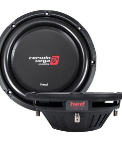 """Cerwin Vega HED Mobile 500W MAX 12"""" DVC 2ohm / 250W RMS"""