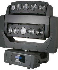 Epsilon 10-10 Watt Cree LED 4in1 RGBW Double Head Moving Beam