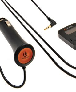 PAC Universal 3.5mm FM Transmitter with 12V Cigarette lighter plug