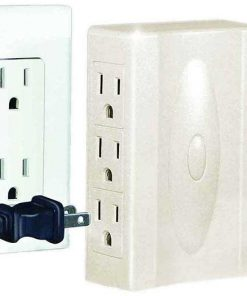 Sierra Electric S/2 Multi Plug Outlet (Sold in Pairs)
