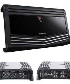 Kenwood 4/3/2 CH amplifier 900W Max