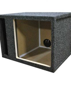 EMPTY WOOFER BOX; R/T SINGLE 15 FOR KICKER L5+L7; SLOT VENT