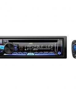 JVC Arsenal CD Player front aux usb input