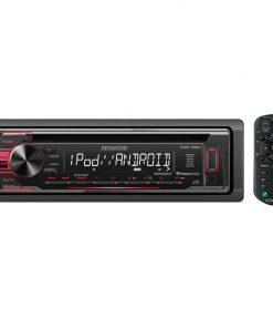 Kenwood CD Receiver w/USB w/I-Phone and Android Control