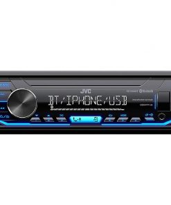 JVC Mechless AM/FM/BT/Sat ready USB/3.5 input 2.5 volt R/S outputs