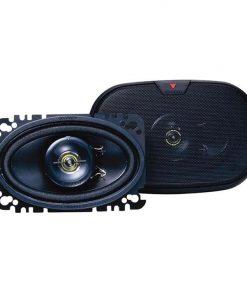 "Kenwood 4X6"" 2-Way Speaker System 120W Max"