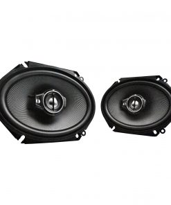 "Kenwood 6X8"" 3-Way Speaker 360W Max"