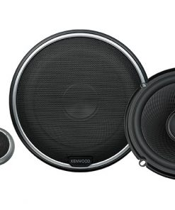 """Kenwood 6.5"""" Component System 280 Watts Max"""
