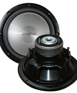 """Kenwood 12"""" SubwooferDual Voice Coil 1000W Max Power"""