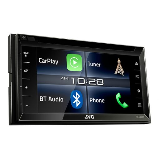 "JVC EL Kameleon 6.8"" Touch Panel BT Siri Eyes Free 3-Pre-Outs Apple Car Play"