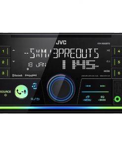 JVC Mechless D.Din AM/FM/BT/Sat ready USB/3.5 input