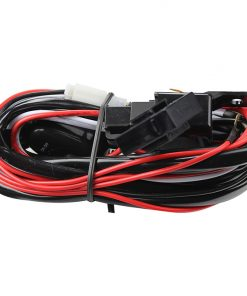Xscorpion 7 ft. double Light Bar Wire Harness